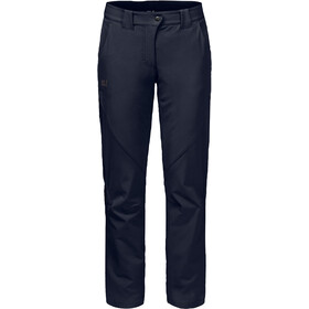 Jack Wolfskin Chilly Track XT Pantalon Femme, midnight blue